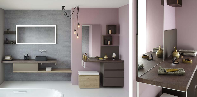 das sortiment mix city zeitgen ssische badezimmerm bel sanijura. Black Bedroom Furniture Sets. Home Design Ideas
