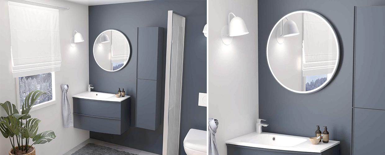 Miroir Sun Color  - Sanijura