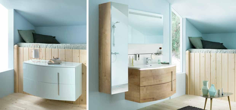 Meuble de salle de bain Soon de Sanijura