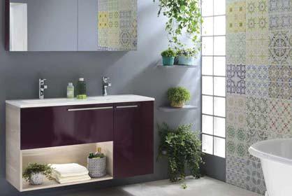 salle de bain botanique et zen - Sanijura