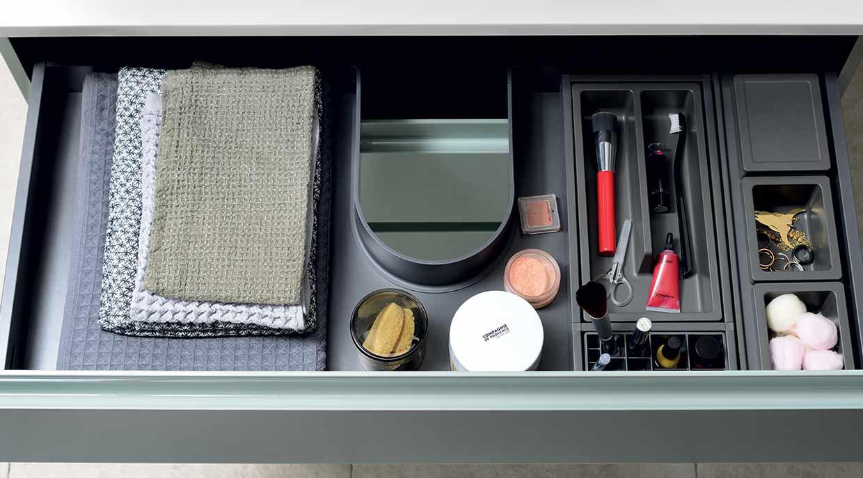Comment organiser son maquillage dans sa salle de bain sanijura - Organiser sa salle de bain ...